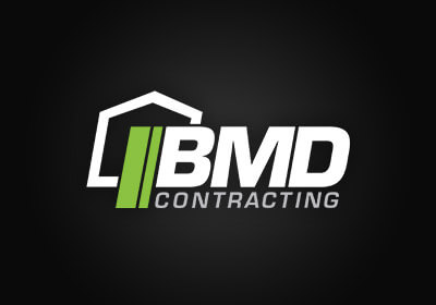 BMD Contracting Logo