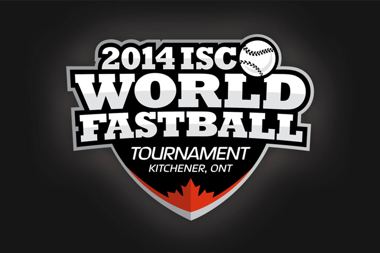 ISC World Fastball Tournament Logo