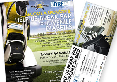 JDRF Golf Tournament