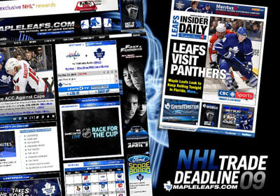 Toronto Maple Leafs Website